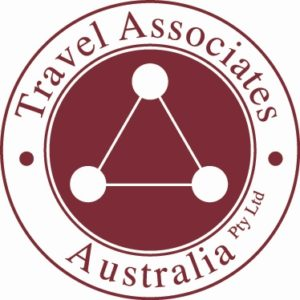 Travel Assoc Burgundy